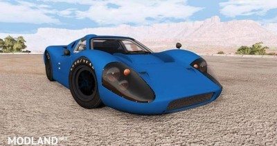 Ford GT40 (MkIV) [0.10.0], 1 photo